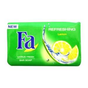 Savon De Toilette FA Refreshing Citron 125gr