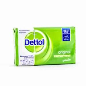 Savon Anti-Bacterial Original Dettol 90g