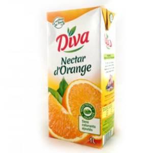 Diva 1L nectar d'orange