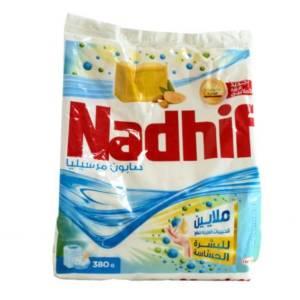 Nadhif Lessive au savon de Marseille 320g