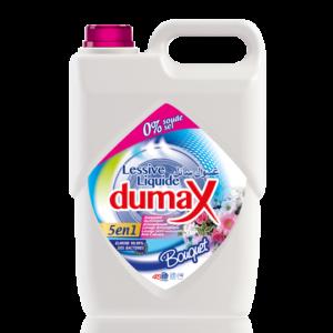 Dumax Lessive liquide 5L Bouquet 5 en 1