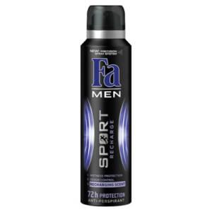 Déodorant Fa Men Sport recharge 200ml
