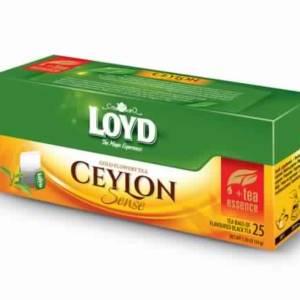 Ceylon Black Tea Loyd Classic 25X2g